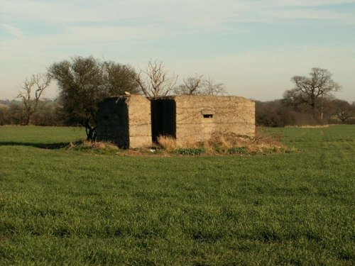 Pillbox FW3/24 Rettendon
