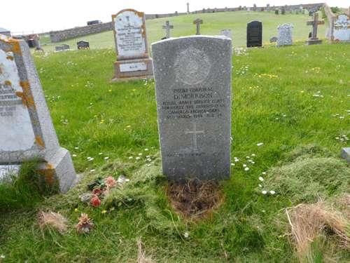 Commonwealth War Graves Ardmichael Cemetery