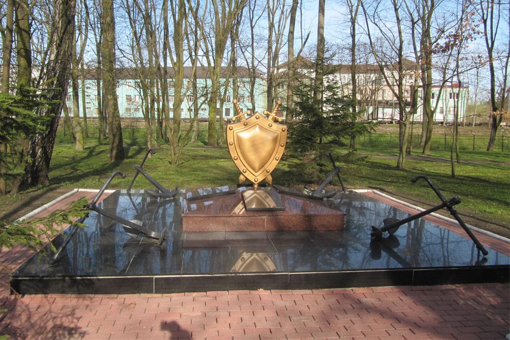 Massagraf NKVD Leden