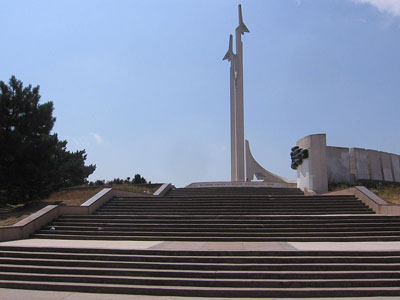 Monument Vliegeniers Zwarte Zee Vloot