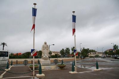 War Memorial Fréjus