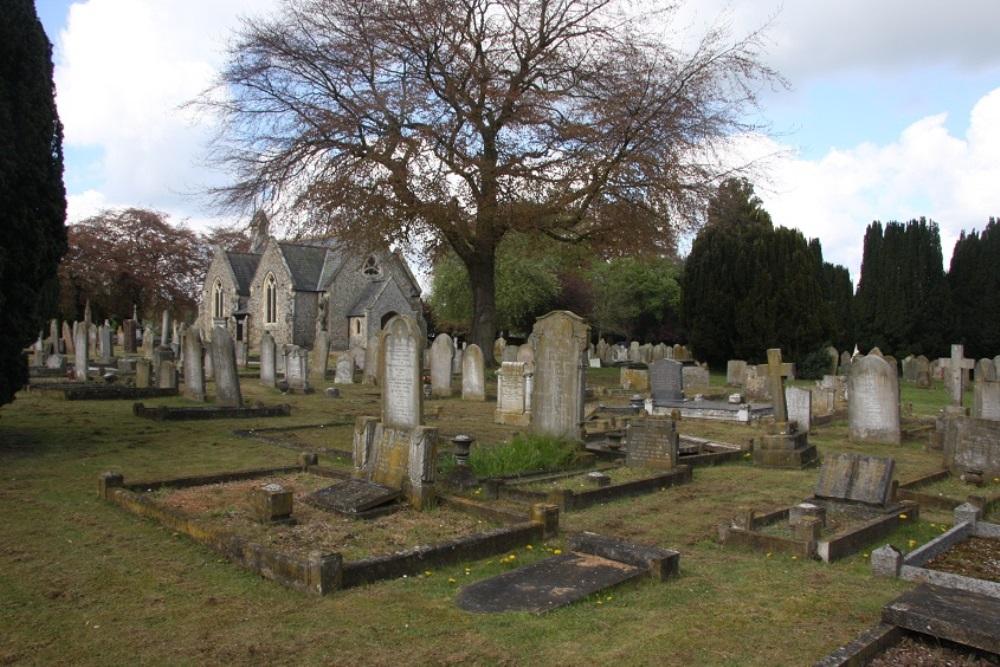 Oorlogsgraven van het Gemenebest Thetford Cemetery