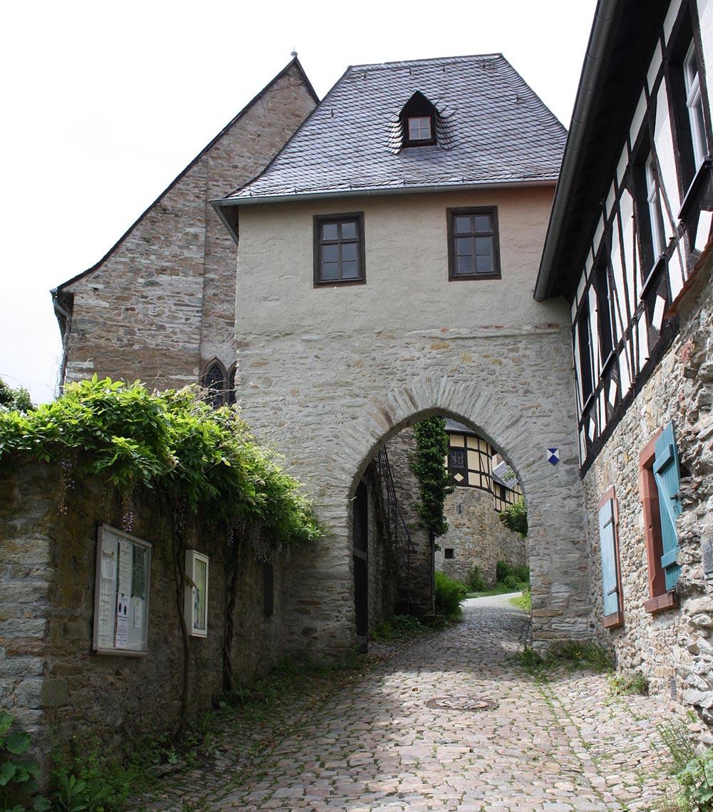 Burgkapelle Kronberg