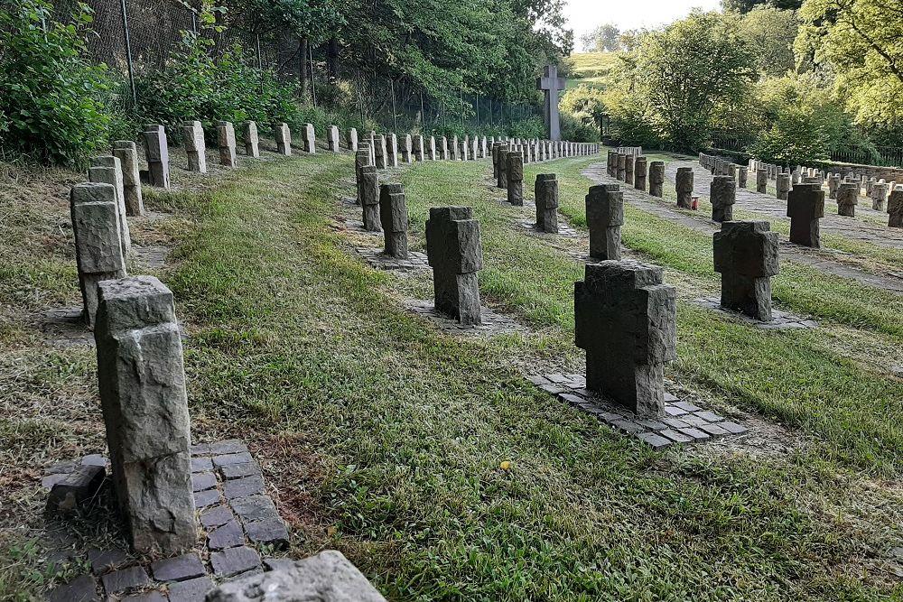 German War Cemetery Gemünd
