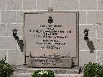 War Memorial Feldkanonenregiment Nr. 41