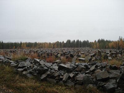 Winteroorlog Monument Suomussalmi