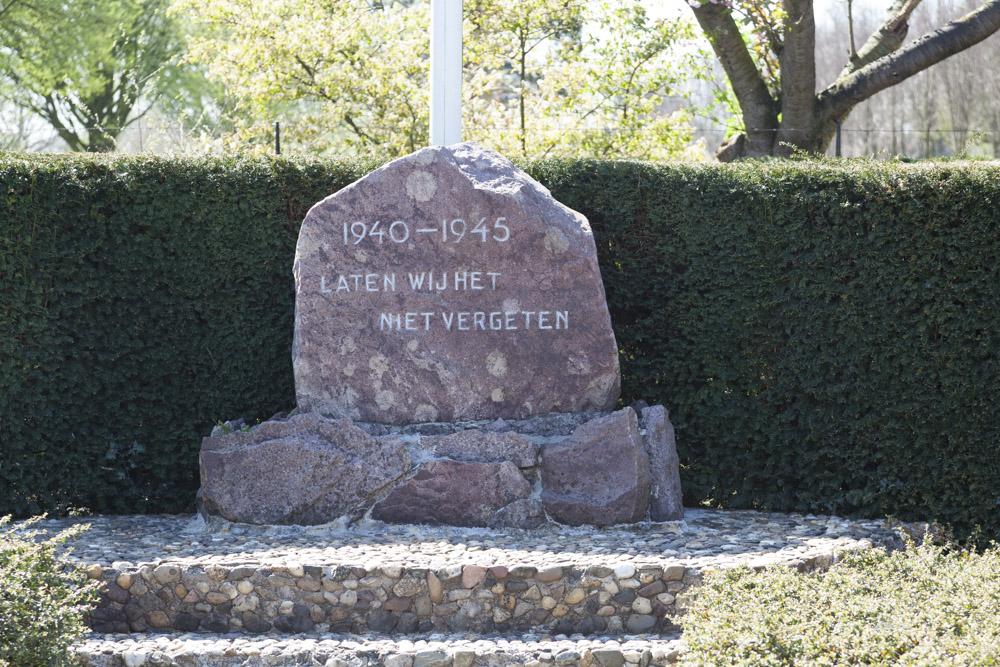 War Memorial Lunteren
