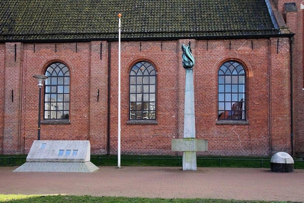 Oorlogsmonument Veendam