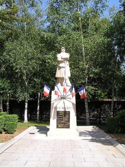 Oorlogsmonument Rouillac