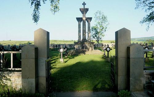 Russian-Austrian War Cemetery No.8