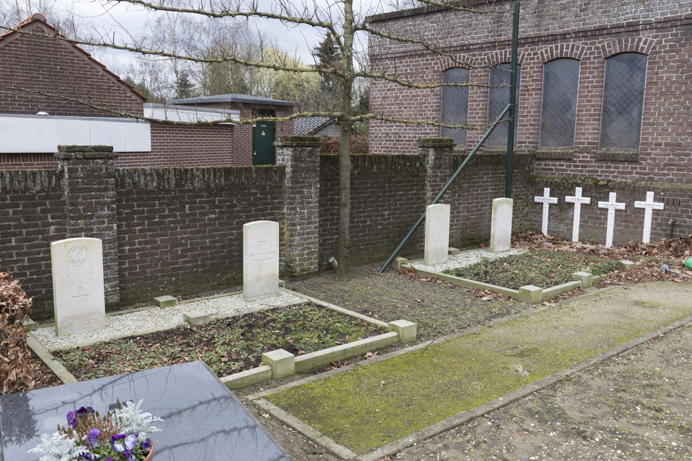 Commonwealth War Graves Sint Anthonis