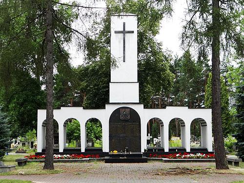 War Graves Stalowa Wola