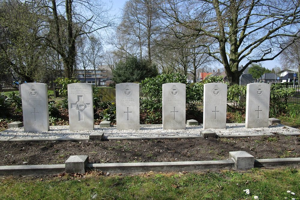 Commonwealth War Graves General Cemetery Beilen