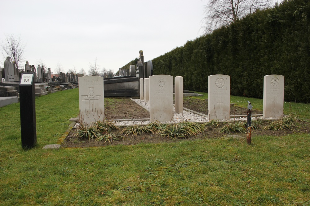 Commonwealth War Graves Eeklo