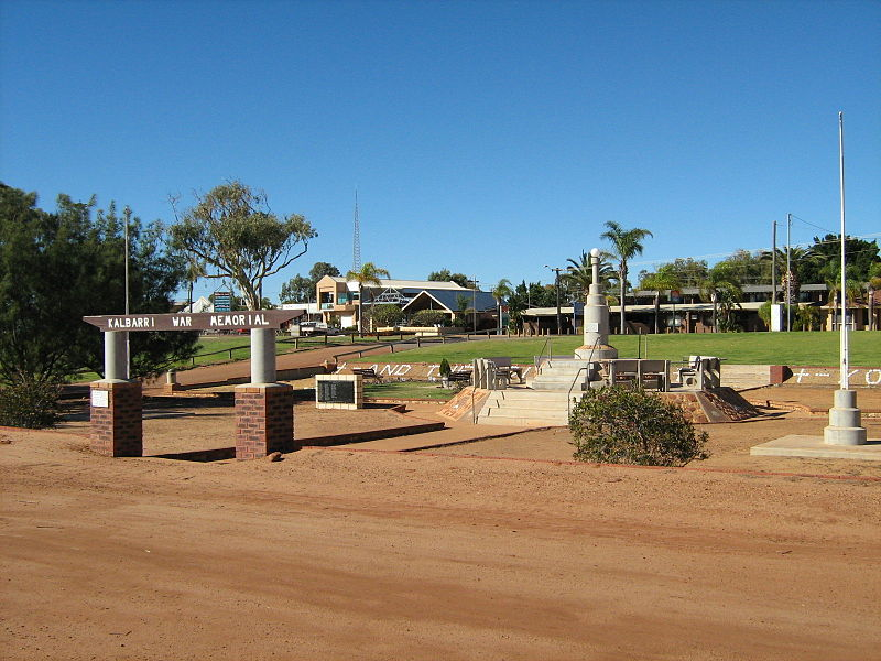 War Memorial Kalbarri