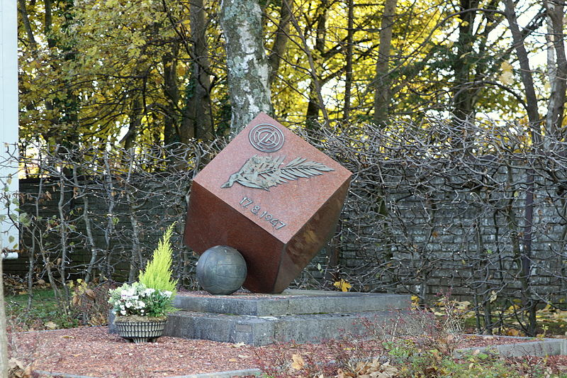 Oorlogsmonument Fola Sportvereniging