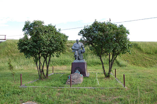 Massagraf Sovjetsoldaten Kovel
