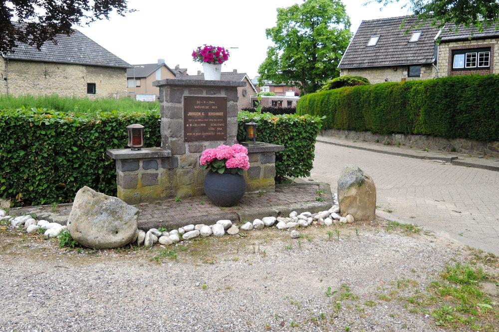 Memorial Jürgen G. Krohnke