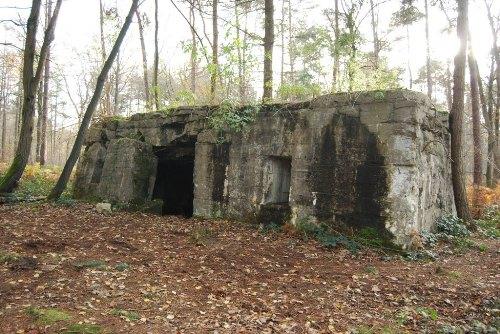 German Bunker Polygon Wood