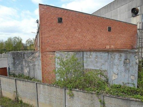 Westwall - Regelbau 108 Bunker Dillingen