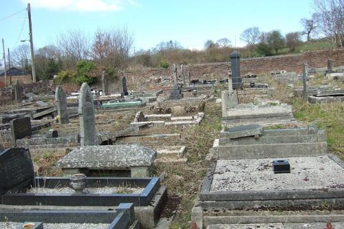Oorlogsgraven van het Gemenebest Bethania Calvinistic Methodist Chapelyard