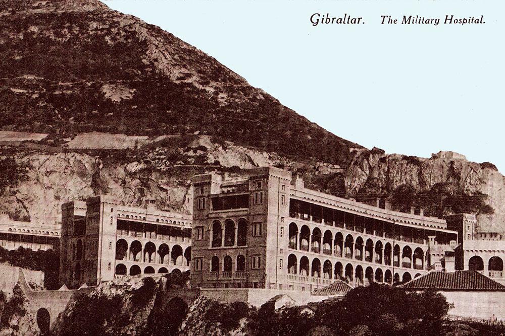 Voormalig Militair Hospitaal Gibraltar
