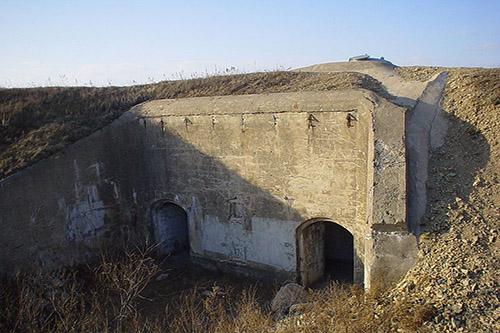 Vladivostok Fortress - Fort No. 7