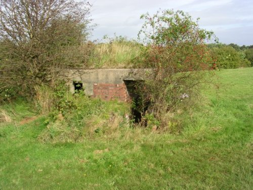 Bunker FW3/26 Ashton-under-Lyne