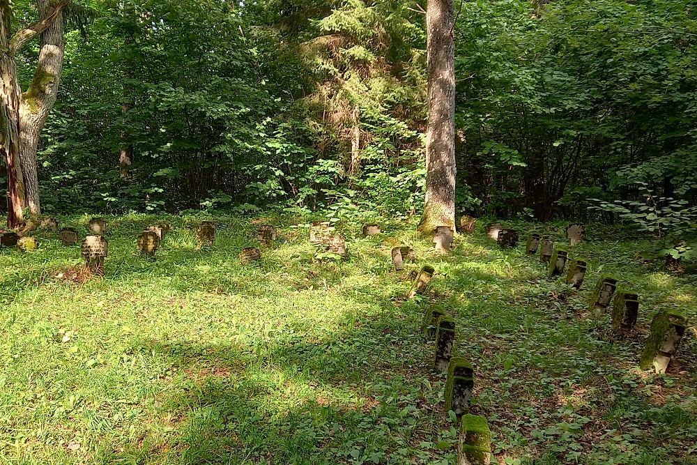 German War Cemetery Daugų