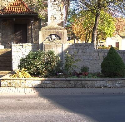Oorlogsmonument Großenlupnitz