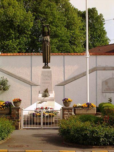 War Memorial Vimy
