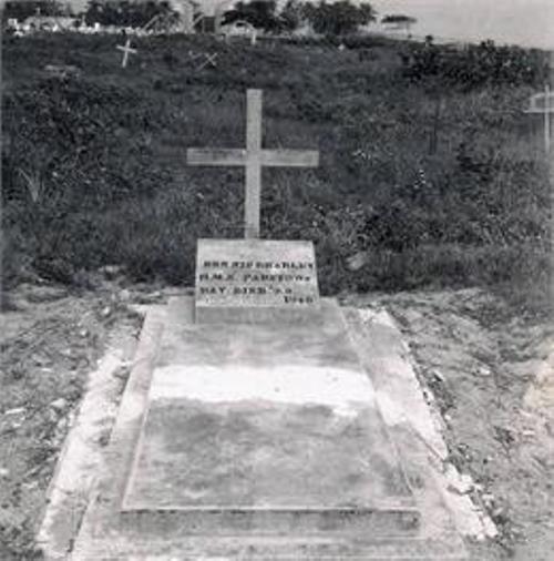 Oorlogsgraf van het Gemenebest Nieuwe Begraafplaats Tela