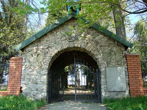 Russisch-Oostenrijkse Oorlogsbegraafplaats Iwaniska