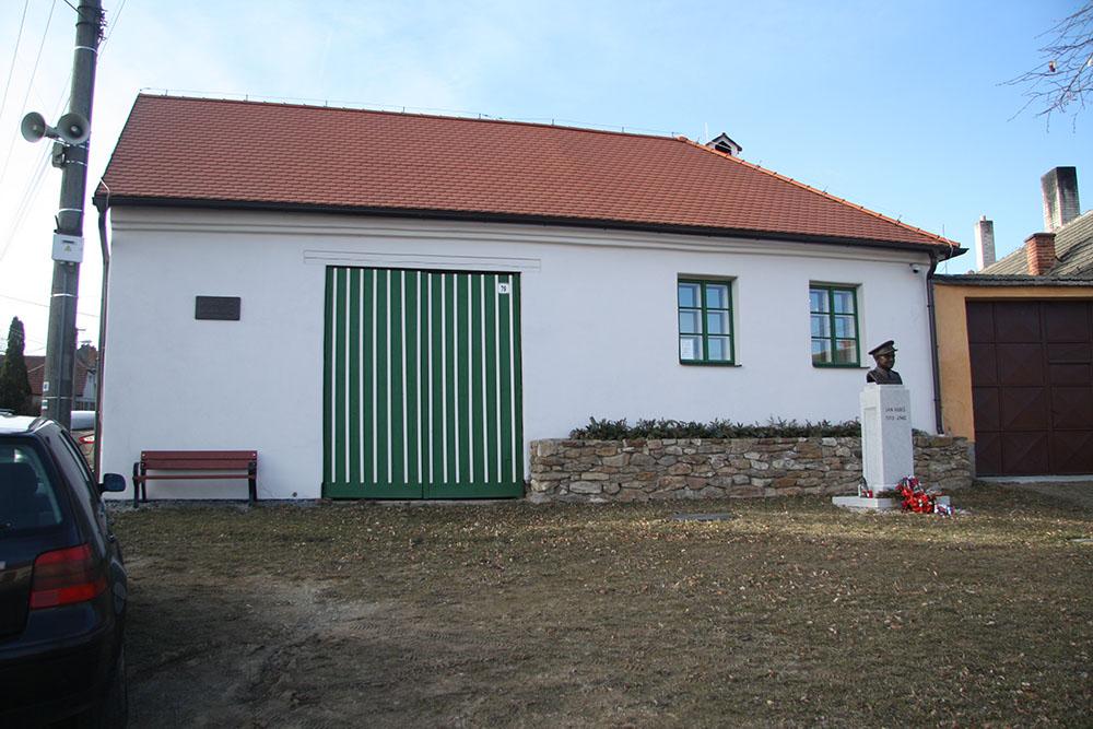 Jan Kubiš Memorial Hall