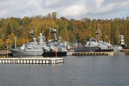Navy Port Gdynia