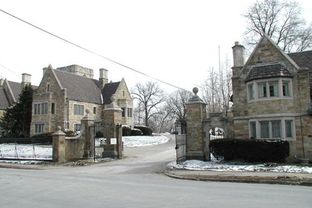 Amerikaanse Oorlogsgraven The Homewood Cemetery