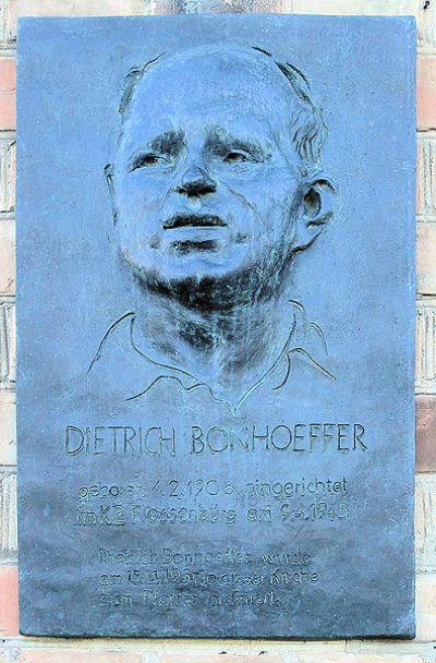 Monument Dietrich Bonhoeffer