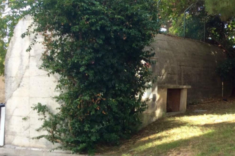 Italiaanse Zware Bunker