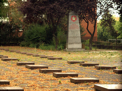 Soviet War Cemetery Hagenow