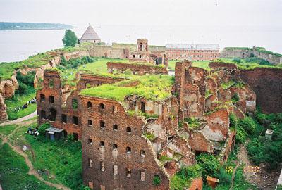 Fort Oreshek