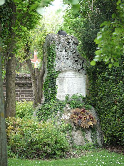 War Memorial Erlaa