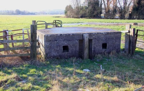 Pillbox FW3/24 Somerton