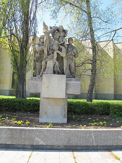 Liberation Memorial Most