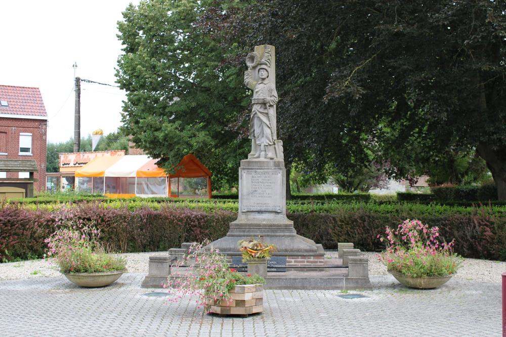 War Memorial Taintignies