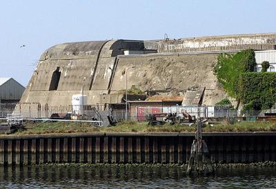 Schnellboot Bunker