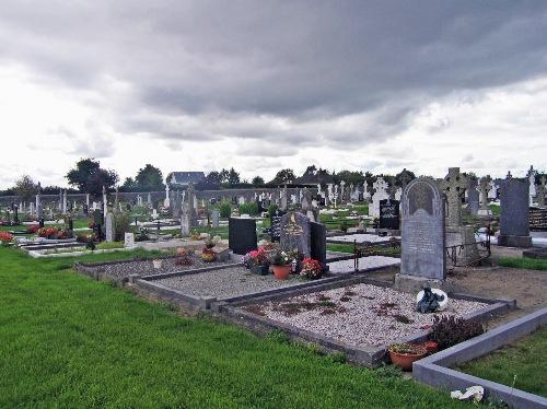 Oorlogsgraven van het Gemenebest St Patrick Cemetery