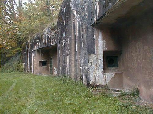 Maginot Line - Abri du Heidenbuckel