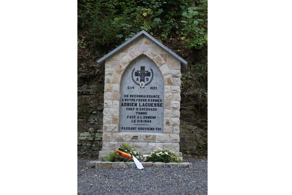 Memorial Adrien Laguesse