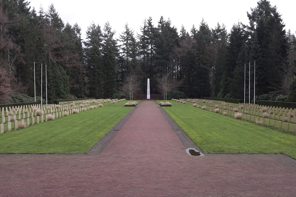 Soviet War Cemetery Amersfoort