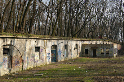 Festung Krakau - Fort 48 Batowice